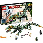 Lego-Ninjago-Movie-70612-Drago-Mech-Ninja-verde-544-pezzi