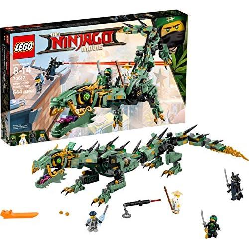 LEGO NINJAGO Movie Green Ninja...