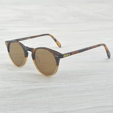 DBBLZGYB Gafas de Sol para Mujer para Hombre Gafas de Sol ...
