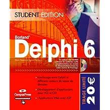 Delphi 6 student édition