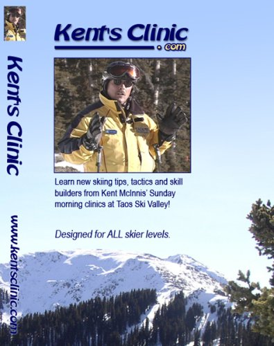 Kent's Clinic Ski Instruction Video - Skis Movement