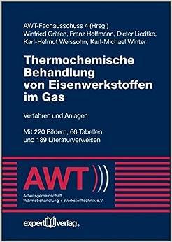 Book Thermochemische Behandlung von Eisenwerkstoffen im Gas