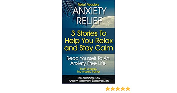 how to relax yourself from anxiety