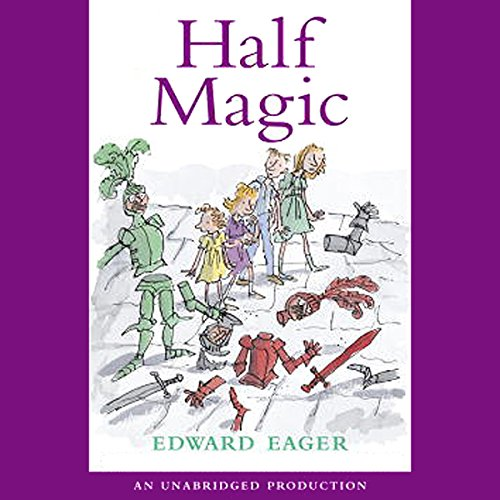 Half Magic Audiobook [Free Download by Trial] thumbnail