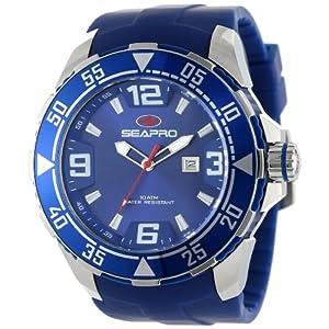 Seapro Men's SP1116 Diver Analog Watch