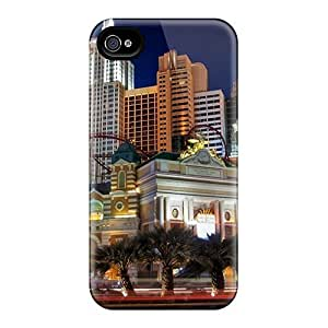 Premium DuVZhpCase For Samsung Galsxy S3 I9300 Cover345GGwBn Case With Scratch-resistant/ New York New York Hotel Casino Case For Samsung Galsxy S3 I9300 Cover