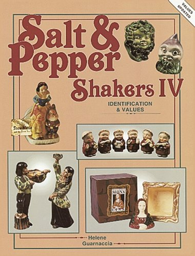 collectible salt and pepper shakers price guide