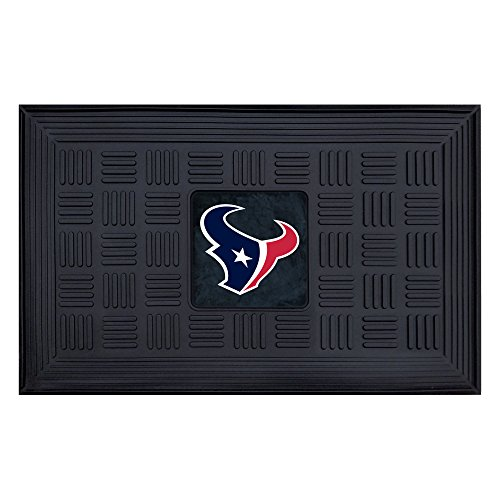 FANMATS NFL Houston Texans Vinyl Door Mat