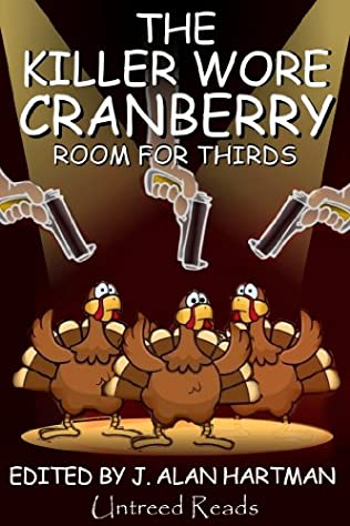 book cover of The Killer Wore Cranberry: Room for Thirds