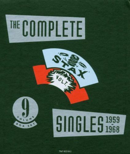 The Complete Stax/Volt Singles: 1959-1968 by Atlantic