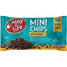 Enjoy Life, Semi Sweet Chocolate Chip, 10 oz