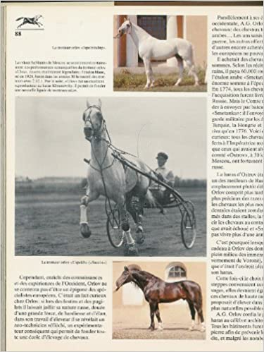Le Grand Livre Du Cheval En Russie Collection Aspects De L