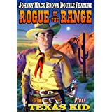 Brown, Johnny Mack Double Feature: Rogue of The Range (1936) / Texas Kid