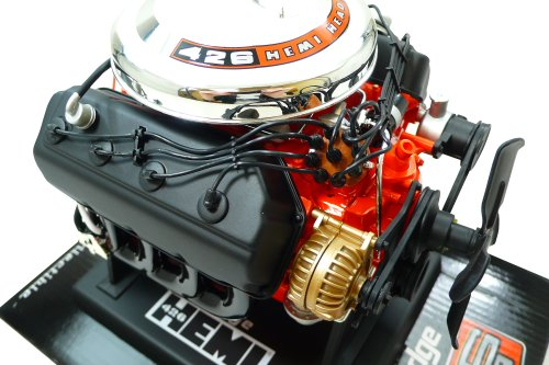 Dodge 426 Hemi Engine - 3