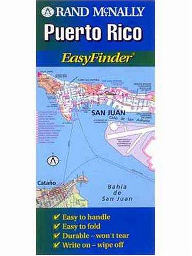 Rand McNally Puerto Rico Easyfinder (Rand McNally Easyfinder)...
