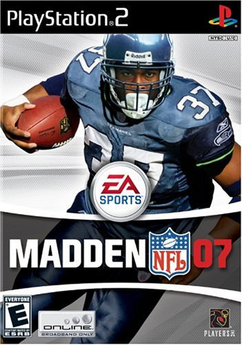 Madden NFL 07 - PlayStation 2 (Ps2 Complete Console)