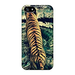 Tpu Fashionable Design Tiger In Disney&039;s Animal Kingdom Rugged Case Cover For Iphone 5/5s New