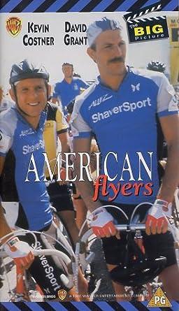 American Flyers  VHS   Kevin Costner 4e35d3b91