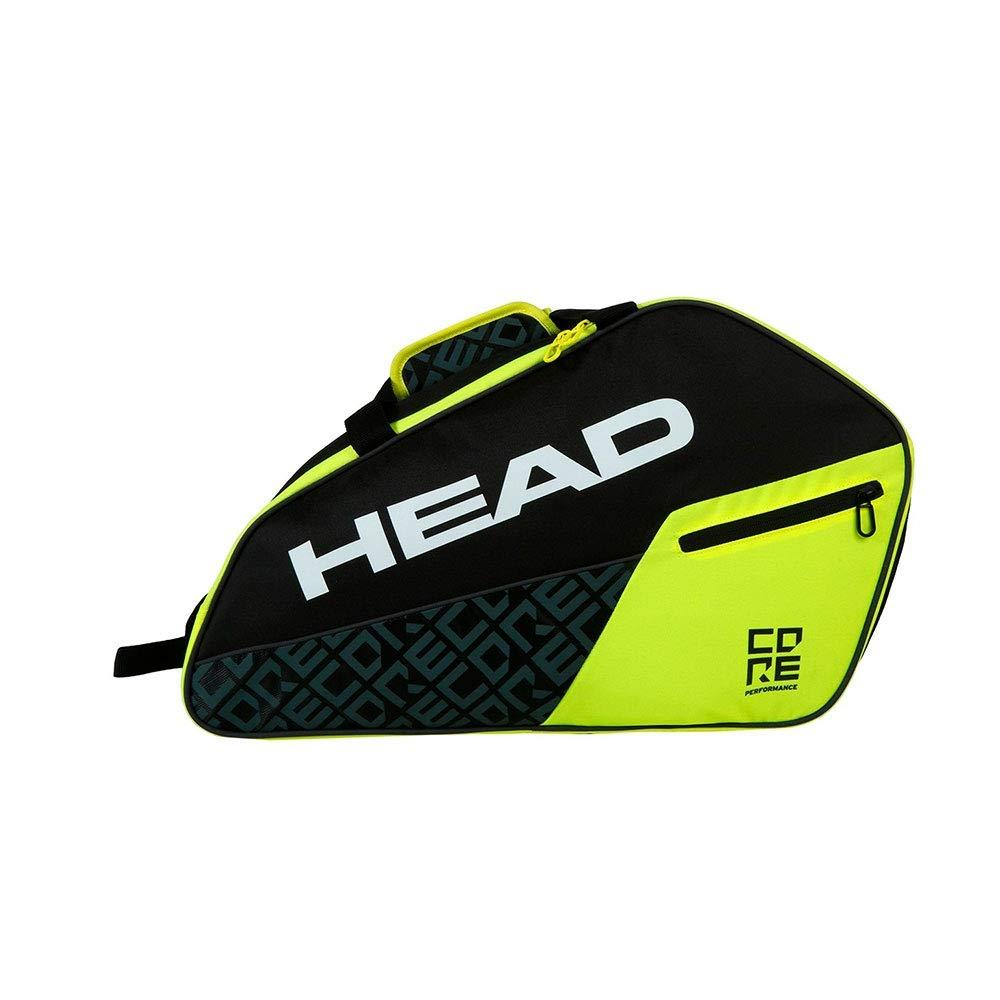 Head PALETERO Core Padel Combi Negro Amarillo: Amazon.es: Deportes y aire libre