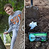 SURVIVEWARE Biodegradable Wet Wipes, Face and Body