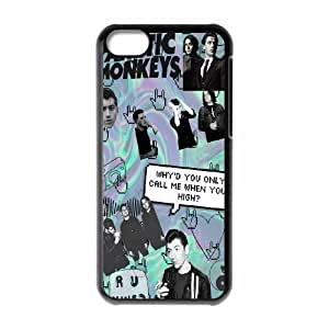 Custom High Quality WUCHAOGUI Phone case Arctic Monkeys Music Band Protective Case For Iphone 6 (4.5) - Case-7