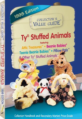 Collector's Value Guide Ty Plush Animals: Secondary Market Price Guide and Collector - Plush Antique