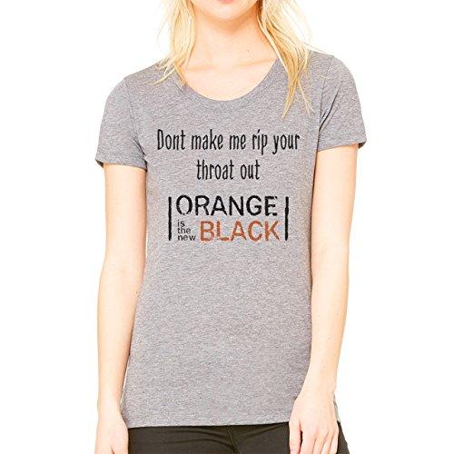 Orange Is The New Black Fancy Design Damen T-Shirt