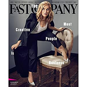 Audible Fast Company, June 2015 Periodical