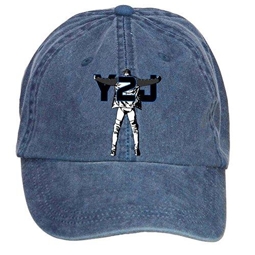 Chris Jericho Y2J Baseball Caps
