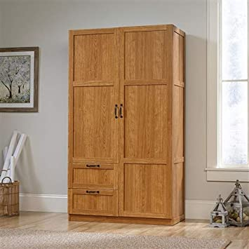 Amazon.com: BeUniqueToday Bedroom Wardrobe Cabinet Storage ...
