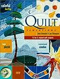 Quilt Sensations, Jan Thompson and John Streiker, 1551922541