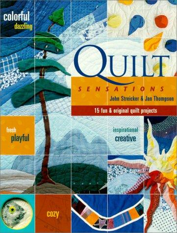 Read Online Quilt Sensations: 15 Fun and Original Quilt Projects pdf epub