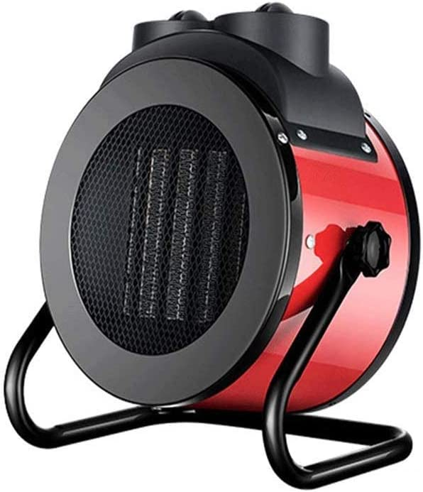SYyshyin Gas Calentador de Ventilador eléctrico del hogar Calefacción rápida Calentador eléctrico Calentador de Ventilador eléctrico