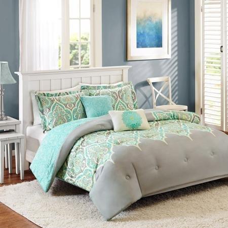 Ordinaire Better Homes And Gardens Kashmir 5 Piece Bedding Comforter Set   KING