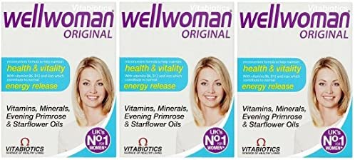Vitabiotics Wellwoman Original Vitamin & Mineral Supplement | 30s | BUNDLE by Vitabiotics