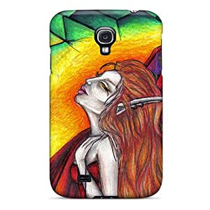 For Galaxy Case, High Quality Emerald Sun For Galaxy S4 Cover Cases