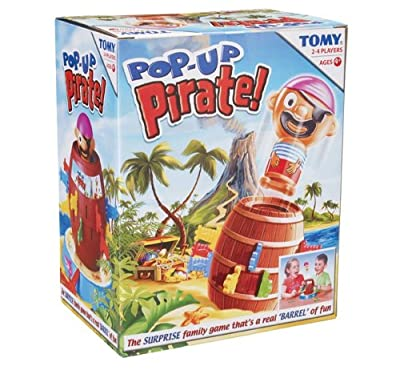 Tomy Pop-up Pirate Game by International Playthings