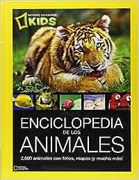 Enciclopedia de los animales Kids (NG KIDS): Amazon.es