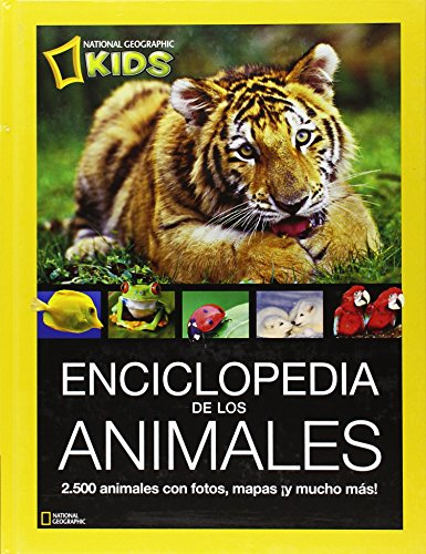 ENCICLOP.ANIMALES NATIONAL R.B.A.