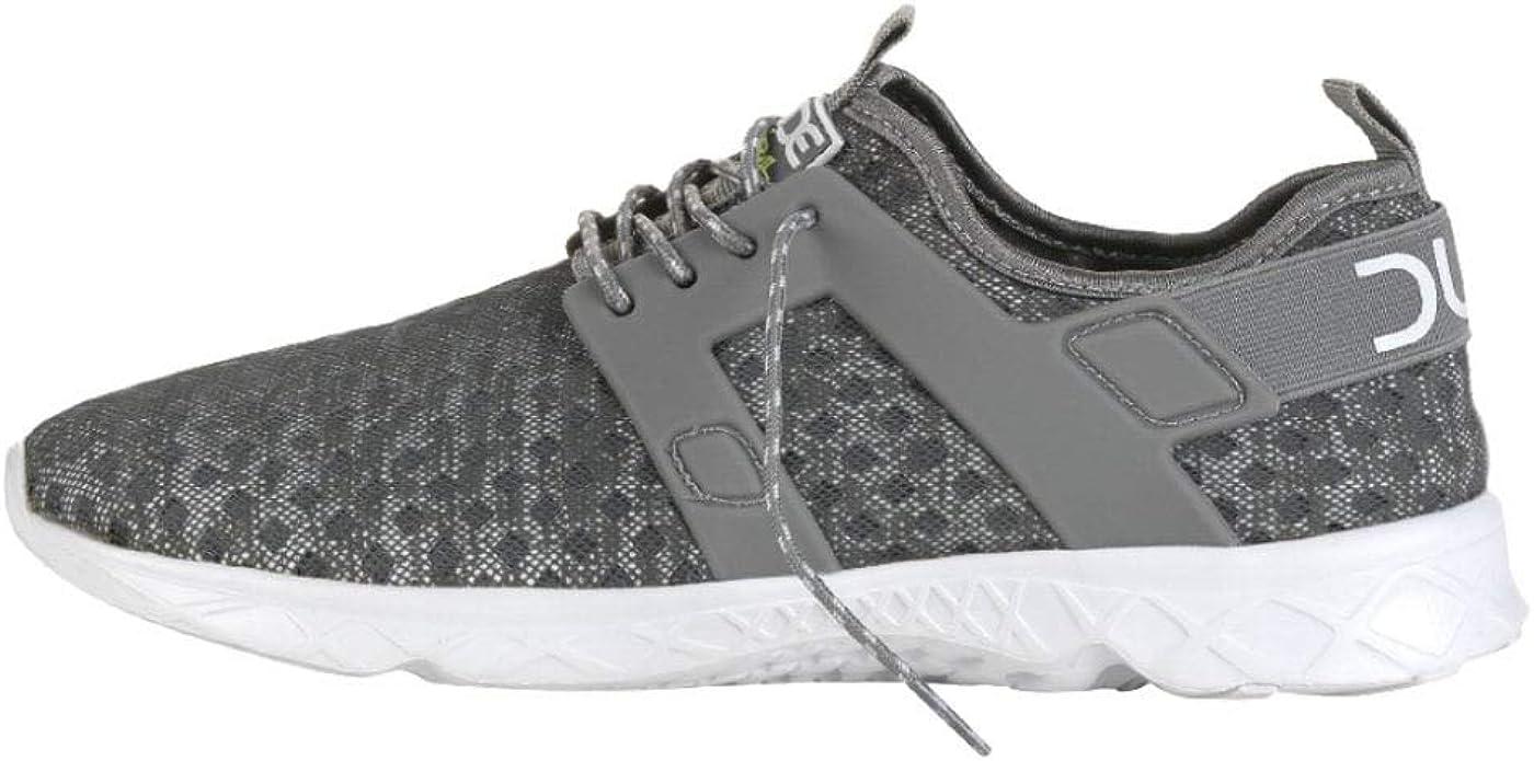Entrenador De Flujo De Aire De Dude Shoes Mujeres Mistral Damas Gris Melange UK7 / EU40: Amazon.es: Zapatos y complementos