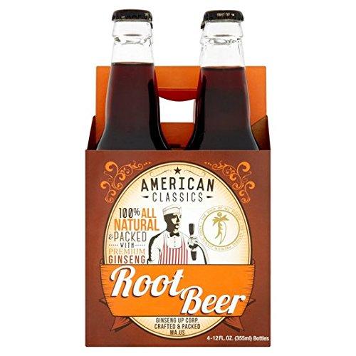 Obras clásicas americanas de la cerveza de raíz Multipack 4 x 355ml: Amazon.es: Alimentación y bebidas