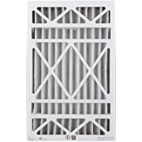 BestAir HW1625-8R Furnace Filter, 16 x 25 x 4, Honeywell Replacement, MERV 8, 3 pack