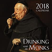 Drinking With the Monks 2018 Calendar