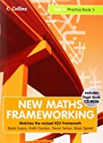 img - for Year 9 Practice Book 3 (Levels 6-8) (New Maths Frameworking) (Bk. 3) book / textbook / text book