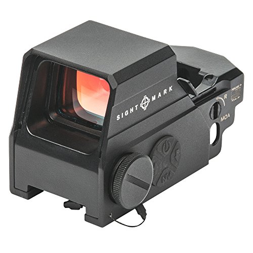 Sightmark SM26035 Ultra Shot M-Spec Reflex Sight, FMS (Dot Red Sightmark)