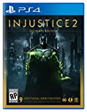 Injustice 2 Ultimate Edition – PlayStation 4