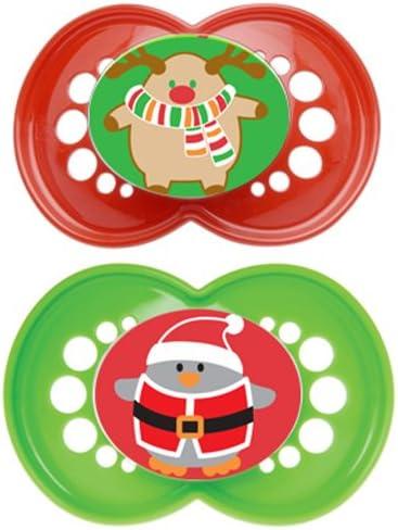 MAM chupete de Navidad: Amazon.es: Bebé