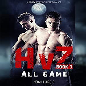 HvZ: All Game Audiobook
