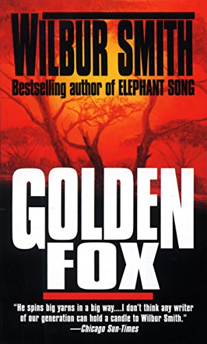 Book: Golden Fox by Wilbur Smith