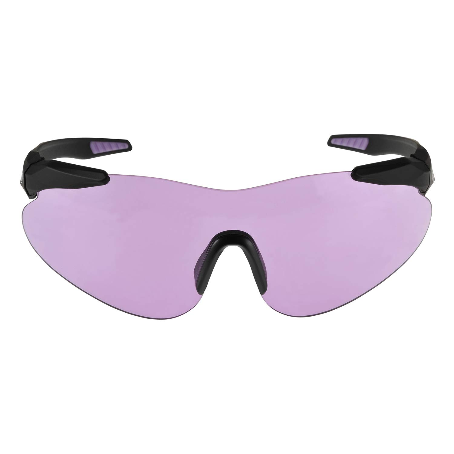 Beretta Shooting Glasses with Policarbonate Injected Lens, Purple by Beretta